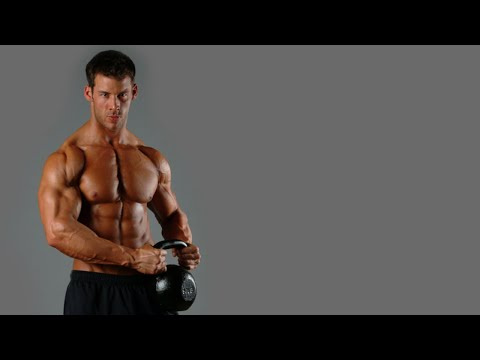 Mass Building Kettlebell Routine