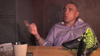 Vinnie Jones spricht über Hollywood und Leeds United