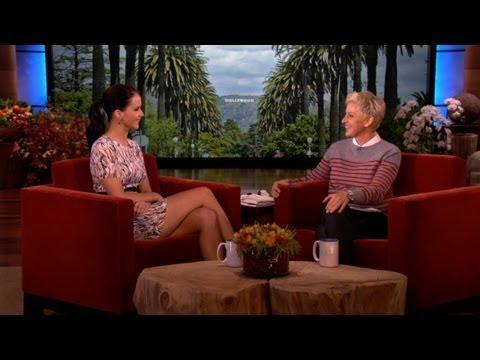 Jennifer Lawrence Tells Ellen Her Mom Stole Her Oscar Ballot