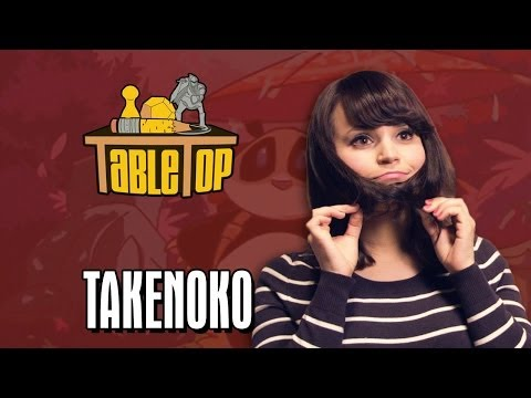 TableTop: Takenoko