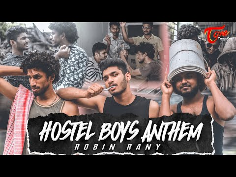 HOSTEL BOYS ANTHEM | Latest Telugu Rap Song 2020 | by ROBIN RANY | TeluguOne