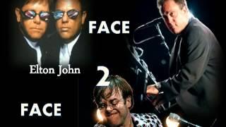 Billy Joel & Elton John Live 1994 'Honesty'