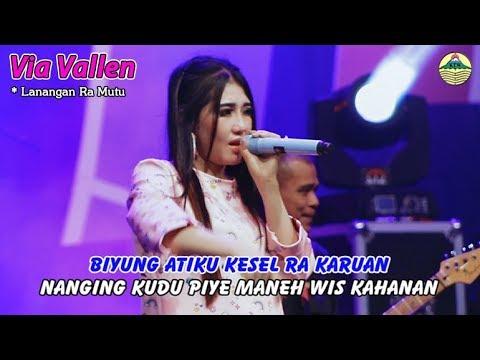 Video Via Vallen - Lanangan Ra Mutu   |   (Official Video)   #music download in MP3, 3GP, MP4, WEBM, AVI, FLV January 2017