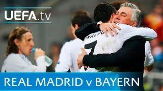 Download Video Real Madrid v Bayern highlights: 2013/14 UEFA Champions League semi-final MP3 3GP MP4
