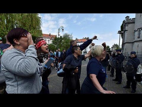 Βέλγιο: Εισβολή σωφρονιστικών υπαλλήλων στο υπουργείο Δικαιοσύνης
