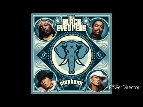 The Black Eyed Peas - Shut Up [Album Version]