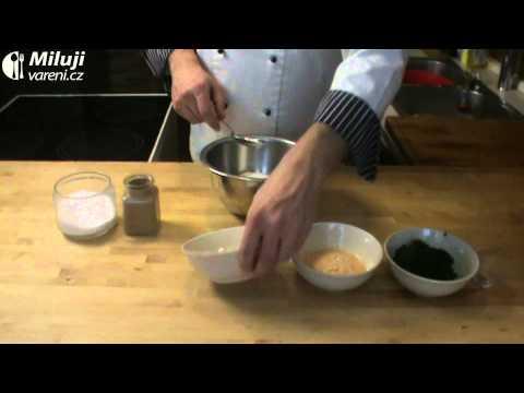 Ravioli se špenátovou náplní