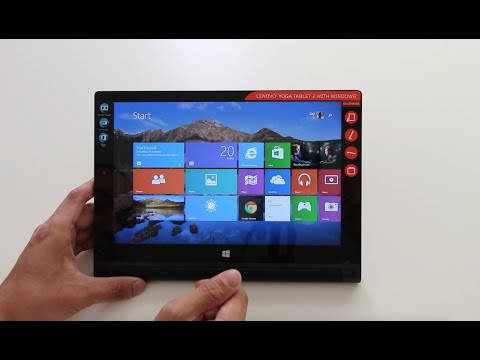 Lenovo Yoga Tablet 2 10.1 inch with Windows REVIEW