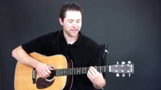 Best Jazz Guitar Lesson for Acoustic Guitar