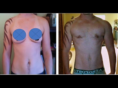 ftm - Voice comparison in the beginning... then a montage... then an upper body comparison at the end. Music by