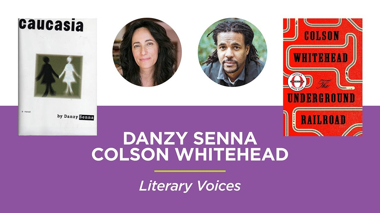 Literary Voices at Rancho Mirage feat. Danzy Senna and Colson Whitehead