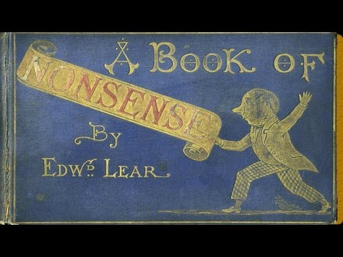 A Book of Nonsense by Edward Lear (видео)