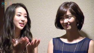 石橋杏奈、足立梨花、島田秀平/『トリハダ -劇場版2-』先行上映舞台挨拶