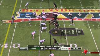 Travis Carrie vs East Carolina (2013)