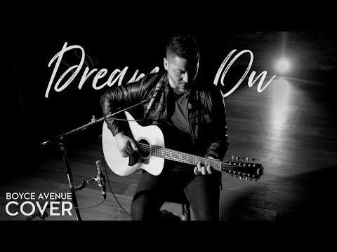 Dream On - Aerosmith (Boyce Avenue acoustic cover) on Spotify & iTunes (видео)
