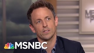 Video Seth Meyers Offers 'Sincerest Apologies' For Trump | MTP Daily | MSNBC MP3, 3GP, MP4, WEBM, AVI, FLV April 2018
