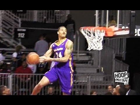 不要以為不是NBA就不強,照樣是讓觀眾驚呼連連!