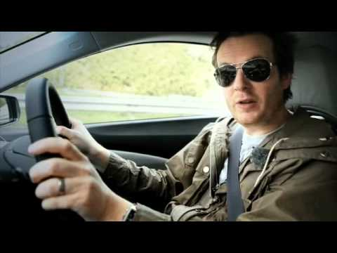 Jason Barlow's video review of the Honda CR-Z sporty hybrid car
