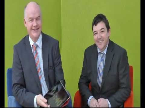 John McNamara, Sendmode.com, takes the 60 second challenge with Omagh Enterprise Company