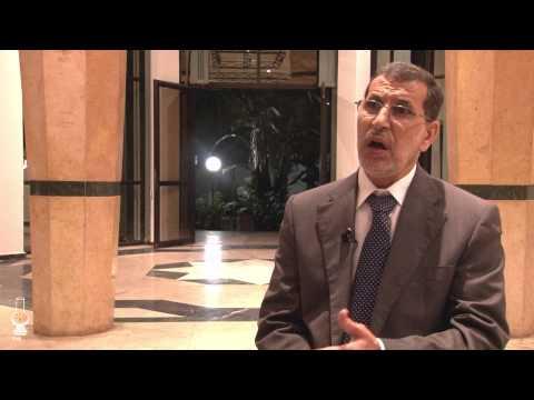 حوار مع الدكتور سعد الدين العثماني