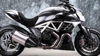 10. 2013 Vilner Ducati Diavel AMG 1198 cc engine