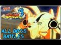 Naruto Shippuden: Ultimate Ninja Storm 3 All Bosses