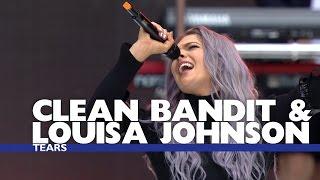 Video Clean Bandit and Louisa Johnson - 'Tears' (Live At The Summertime Ball 2016) MP3, 3GP, MP4, WEBM, AVI, FLV Oktober 2018