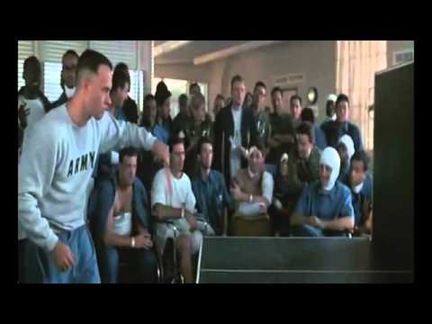 Gump - For some reason, ping pong came very natural to me.For some reason, ping-pong came very natural to me, so I started playing it all the time. I played ping-po...