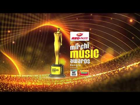 Dabur Red Paste Mirchi Music Awards Bangla 2017 | DJ Bapon Bong Guy Mirchi Somak | Bunip er Biye