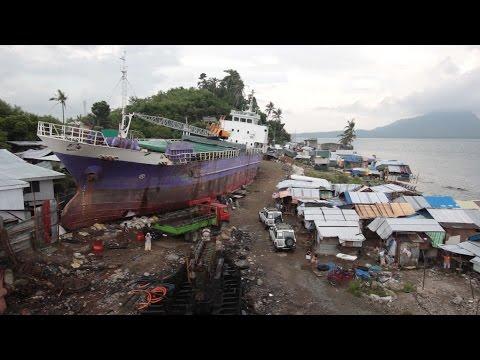 Philippines : survivre au typhon Haiyan, un an après la devastation
