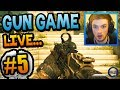 """NOOB CAKE!"" - Gun Game LIVE w/ Ali-A #5! - (Call of Duty: Ghost)"