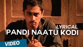 Pandi Naatu Kodi Official Full Song - Jigarthanda