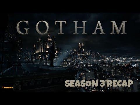 Gotham Season 3 Recap