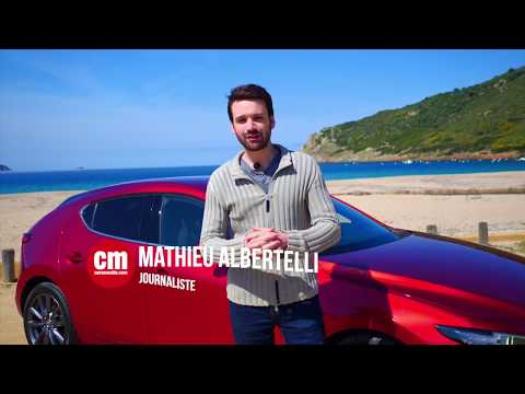 VIDÉO. Essai moteur : retour gagnant pour la Mazda 3