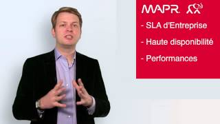 MapR, La Distribution Hadoop BigData Ouverteà L'échelle De L'entreprise.