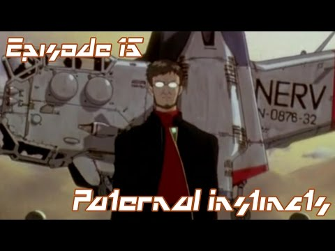 "Yet Another Neon Genesis Evangelion Abridged Series Episode 15 ""Paternal Instincts"""