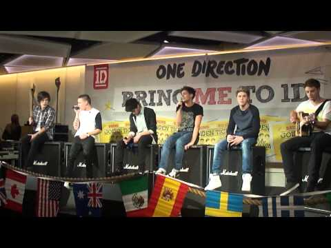 What Makes You Beautiful - One Direction ( Bring Me To 1D )