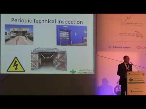 Dr. Stéphane Dreher, Transport Data and Statistics Advisor UNDP, Saudi Arabia