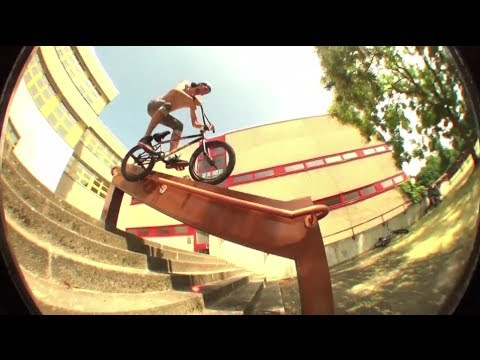 BMX – ROB DIQUATTRO & JEFF K in BERLIN, GERMANY for MANKIND