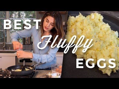 How to Make Fluffy Eggs