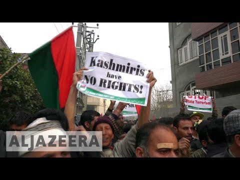 Kashmiris 'fed up' with India's human rights abuses