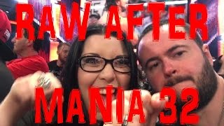 Nonton Raw After Mania    Live Reaction Raw 4th April 2016 Film Subtitle Indonesia Streaming Movie Download