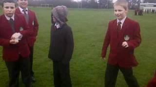 Broxbourne Boys Crossbar Challenge