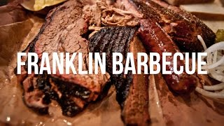Franklin (TX) United States  city photo : Get in line for Franklin Barbecue - Texas's most popular BBQ joint.