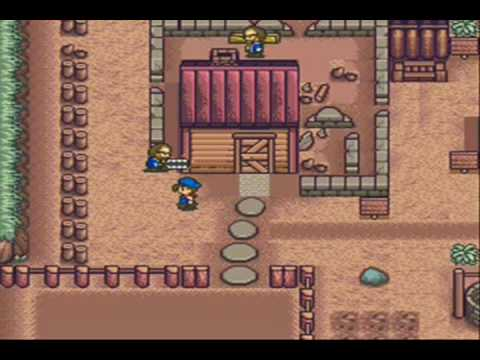 preview-Harvest Moon Game Review (Snes/Wii)