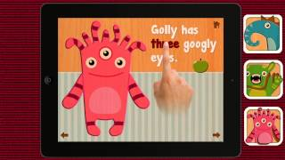 Cutie Monsters Preschool YouTube video