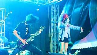 From Hell To Heaven live in Rock in celebes 2015 Gorontalo