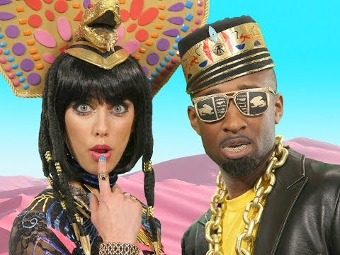 Awesome - Katy Perry wrote a whole song called Dark Horse without actually knowing what the expression