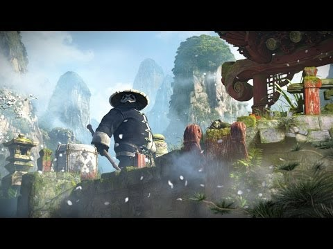 WOW Mists Of Pandaria Cinematic Trailer