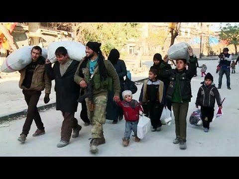 Προτεραιότητά μας οι άμαχοι και όχι οι ένοπλοι, διαμηνύει η Δαμασκός